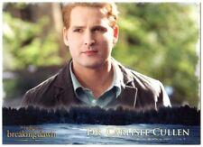 Dr. Carlisle Cullen #44 Twilight Breaking Dawn Part 2 Neca 2012 Trade Card C1650