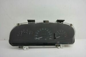 98 - 03 FORD ESCORT Speedometer Cluster Coupe ZX2 MPH OEM