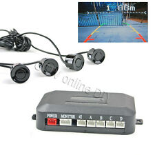Security Car Parking Sensors with Video In/Out for Car Rearview Camera Montior