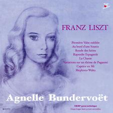 Agnelle Bundervoët plays LISZT (JAPAN CD) Sakuraphon