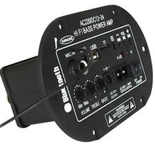 12V 30W Bluetooth 4.2 Receiver Stereo Audio Power Amplifier Board AUX USB DIY**