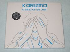 Karizma a Mind Of It's Own 2007 CD Album Electronic Dance NEW SEALED