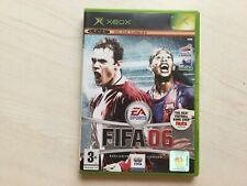FIFA 06 (XBOX) Spiel UK PAL gebraucht
