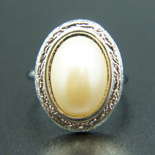 Pearl Alloy Fashion Rings