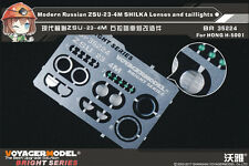 Voyager BR35224 1/35 Russian ZSU-23-4M SHILKA Lenses and taillights For HONG
