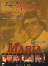 MariaCollana Soap d'Amore Box con n. 4 DVD in Italiano