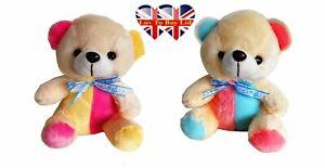 Night Light flasher,Children's Teddy Bear-Kids Bedroom Light,Soft Toy(25cm)