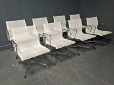 8 Stunning Vitra Dining Office Chairs Charles Ray Eames Near Mint Condition