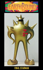 EarthBound Final Starman Figure Mother 2 - 20th Anniversary Nintendo Custom