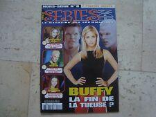 BUFFY Sarah Michelle Gellar James Marsters Boreanaz SPECIAL magazine + POSTERS #