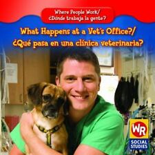What Happens at a Vet's Office?/Que Pasa En Una Clinica Veterinaria? (Where