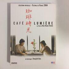 Café Lumière de Hou Hsiao-Hsien dvd collector lire descriptif