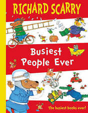 Busiest People Ever, Scarry, Richard, Very Good Book