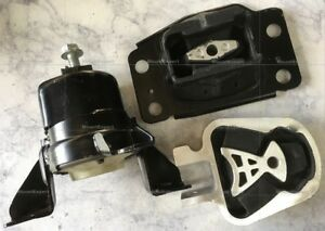 3pcSet fits 2.5L 2013 2014 2015 Ford Fusion Engine and Transmission Mounts