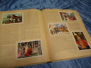 Geschichte unserer Welt ,Sammelbilderalbum , Homann Margarine Reklame 50er Jahre