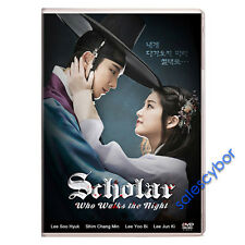 "BUY 5 GET 1 FREE"" Scholar Who Walks the Night Korean Drama (5 DVD) Excellent Eng"