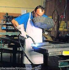Tablier de bricolage en croûte de cuir norme CE-EN470-1
