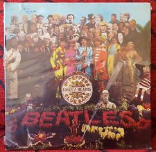 THE BEATLES **Sgt. Peppers Lonely Hearts Club Band** VENEZUELA REISSUE LP SEALED