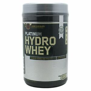 Optimum Nutrition Platinum Hydrowhey Turbo Chocolate 1.75 Lbs