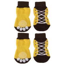 Chaussures de chiot pour chien de compagnie Chaussons Chaussettes