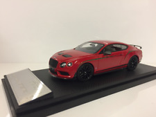 Almost Real 430402 Bentley Continental GT3-R 2015 Chine-rouge édition 1:43