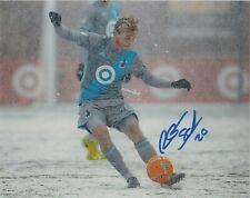 Minnesota United Rasmus Schuller Autographed Signed Mls 8x10 Coa #1
