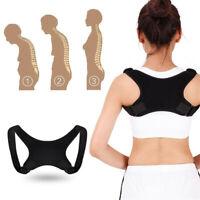 de la clavicule la posture correcteur bossu. de retour de corset brace ceinture