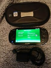 SONY PSP 1000 OLED Playstation Portable TESTED Great Battery GOOD CONDITION 16G