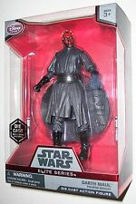 "Star Wars 6"" Elite Series DARTH MAUL Disney Exclusive C9 Case Fresh"