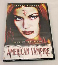 American Vampire DVD Carmen Electra 1997 NEW SEALED