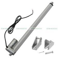 18'' Linear Actuator Heavy Duty 330 lbs 12 Volt for Auto Window Door Opener