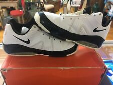 2011 Nike Air Max Color:Grey/Black, Basketball Shoes, 473353-100 Us 3Y E60