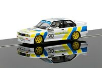 Scalextric 60th Anniversary Collection 1990s BMW E30 M3 Limited Edition C3829A