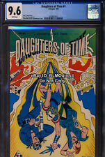 CGC 9.6 1991 Daughters Of Time #1 3-D Zone Steve Ditko Highest Grade