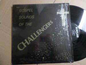 Gospel Sounds of The Challengers Quartet - Gloryland Lp Columbus