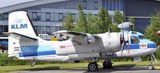 Grumman US-2N Tracker KLM Royal Dutch Aircraft Wood Model Replica Free Shipping