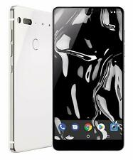 "Essential Phone PH-1 128GB/4GB 5.71"" 4G LTE GSM CDMA Verizon Unlocked Pure White"