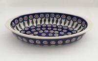 Geschenk Servierschale Beilagen Obst Bunzlauer Keramik nh3304 Handarbeit must102