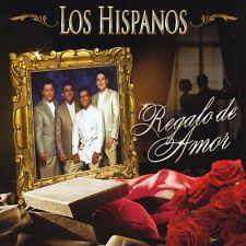 Los Hispanos - Regalo de Amor [New CD]