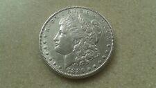 1886 Morgan Silver Dollar U.S. Coin $1 Collectible Money Au