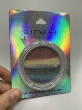 New Forever 21 Body & Face Rainbow Glitter Gel