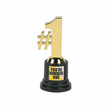 #1 Award Trophies - Stationery - 12 Pieces