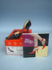 """Just The Right Shoe """"Jeweled Heart"""" Nrfb 2002"""