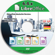 Windows & Mac •LibreOffice Professional Office-Suite Word Excel Powerpoint Home