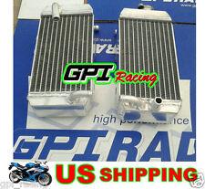 Honda CRF 150R CRF150R CRF150 2007-2015 2008 2009 2010 2014 Aluminum Radiator