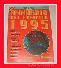 Fanzine FUMO di CHINA annuario del fumetto 1995 Sandman