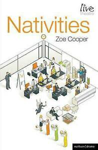 Nativities (Modern Plays), New, Zoe Cooper Book