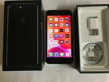 Apple iPhone 7 Plus - 128GB - Jet Black (Unlocked) A1784 (GSM)