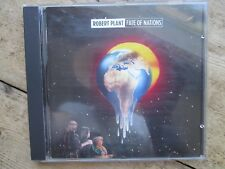 ROBERT PLANT - FATE OF NATIONS CD 1993