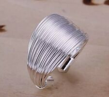 925 Sterling Silver Sf Resizable Ring Pinkie Women's Jewellery Ladies